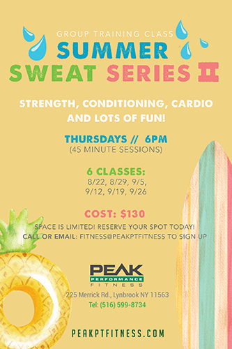 Summer Sweat Series