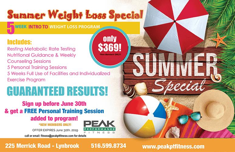 Summer Weight Loss