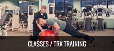 Classes / TRX Training