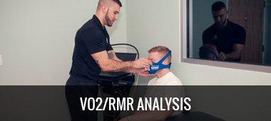 VO2 / RMR Analysis
