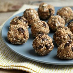 Chocolate Chip Oatmeal Balls